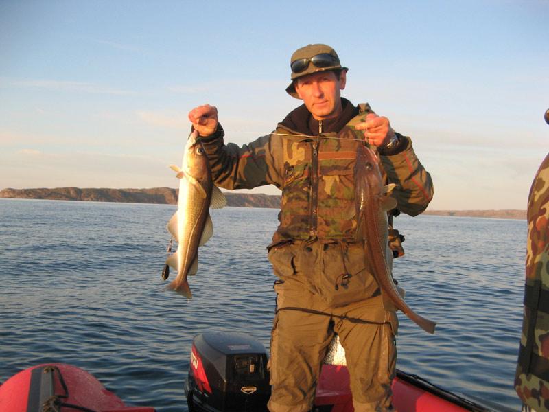 веселый ветер рыбалка
