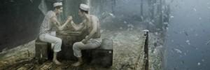 Затонувший мир Андреаса Франке