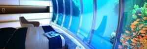Футуристический отель откроется под водами Индийского океана