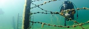 Куда нырнуть? Затопленная тюрьма Мурру в Эстонии