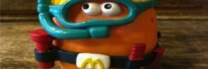 Нетрезвый дайвер учинил скандал в McDonald's
