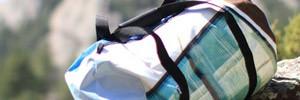 Gili Bags – экологичные сумки для дайверов из баннерной ткани