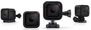 GoPro представила самую легкую и компактную камеру Hero4 Session