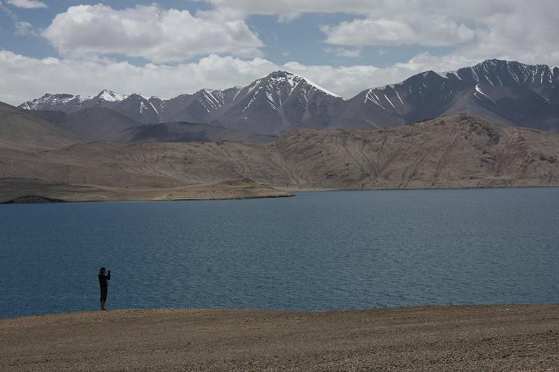 Озеро Каракуль.