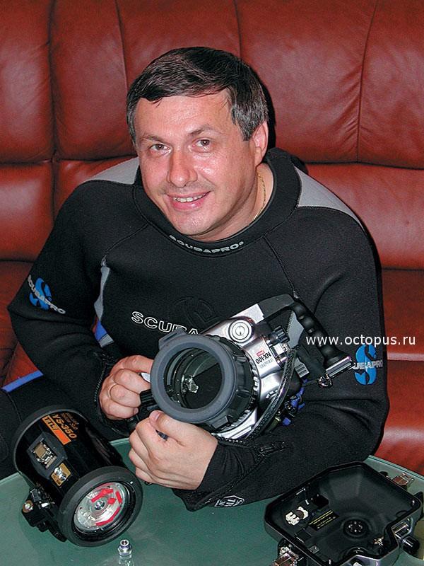 Геннадий Груця: кадр мечты я уже снял