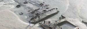 Сюрприз Эль-Ниньо: «корабль грешник» покинул водную могилу