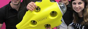 Подводная камера iBubble освободит руки подводного фотографа и видеооператора