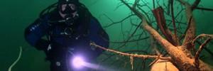 Вологодские дайверы изучают исчезающие озера