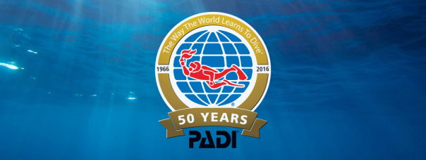 PADI на протяжении десятилетий: шестидесятые годы