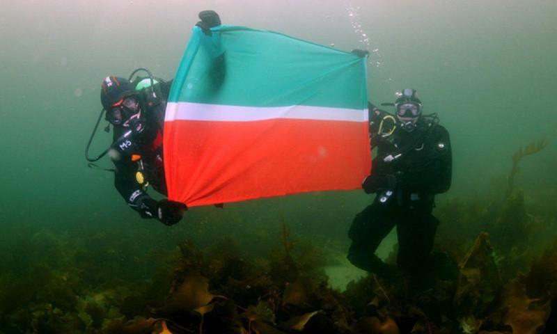Казанцы покорят Карское и Печорское моря вместе со внуком Кусто