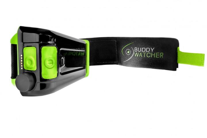 Buddy-Watcher свяжет с напарником под водой
